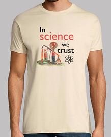 dans la science nous faisons confiance