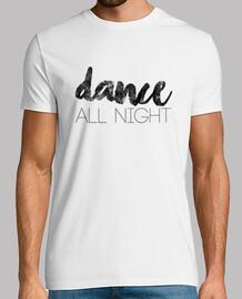 danser all la nuit