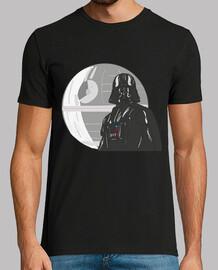 Darh Vader y la Estrella de la Muerte