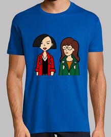 Daria y Jane (Azul)