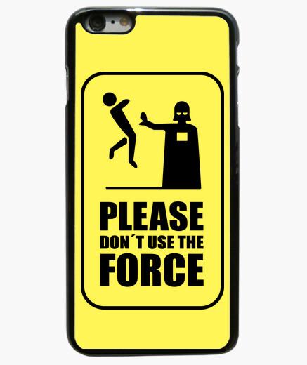 Funda iPhone 6 Plus / 6S Plus Dark Force