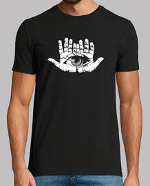 dark gothic esoteric eye