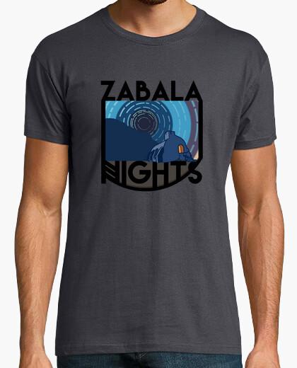 Camiseta Dark Grey Zabala Nights