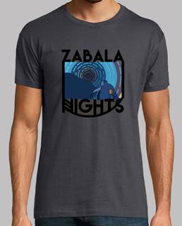 Dark Grey Zabala Nights