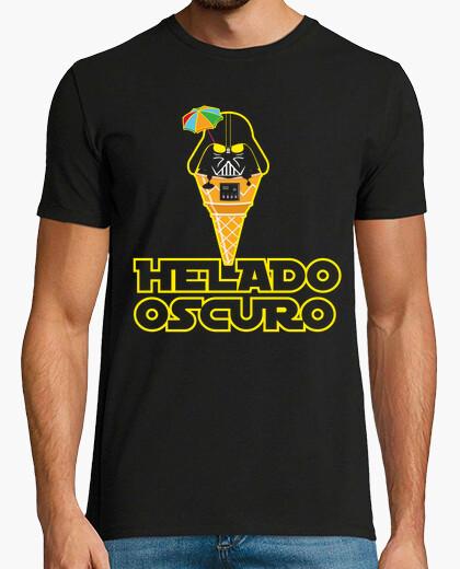 Dark ice cream t-shirt