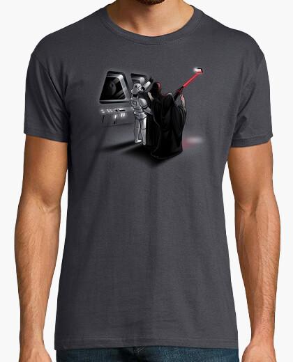Dark selfie t-shirt