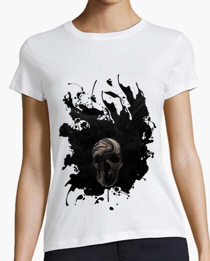 T-shirt dark skull 3
