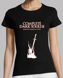 Dark souls 2 (escríbenos para personalizar) (Chica)