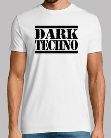 dark tencho black