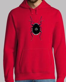 Darkling beetle-Escarabajo negro