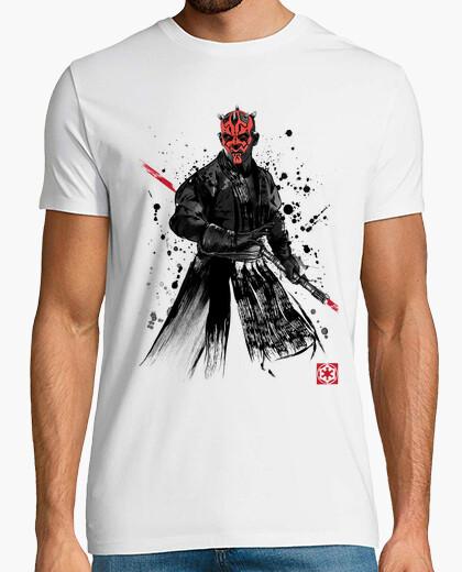 Darth lord sumi-e t-shirt