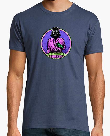 Camiseta darth mother /denim / chaval