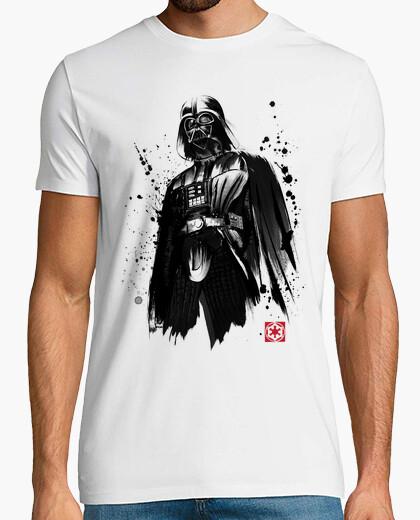 Darth sumi-e t-shirt