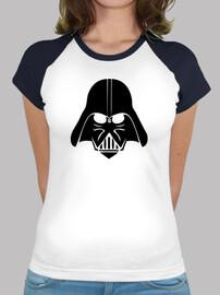 Darth Vader - Mangas chica