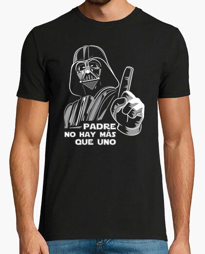 Camiseta Darth Vader - Padre No Hay Más Que Uno