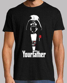 Darth Vader - YourFather (The Godfather)