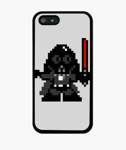 Funda iPhone Darth Vader 8 Bits (iPhone)