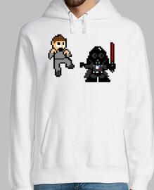 Darth Vader 8 Bits (Sudadera)