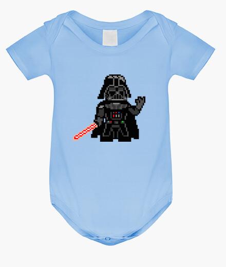 Ropa infantil Darth Vader 8bit (Bebé)