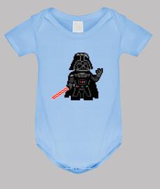Darth Vader 8bit (Bebé)
