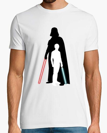 Camiseta Darth Vader & Luke Skywalker