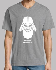 Darth Vader Barber blanco