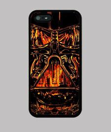 Darth Vader fuego