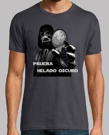 Darth Vader Helado Oscuro