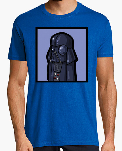 Darth Vader Star Wars StarWars camisetas frikis  friki