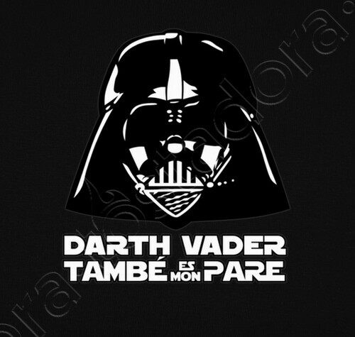 Darth Vader Is Also Mon Pare T Shirt Tostadoracom