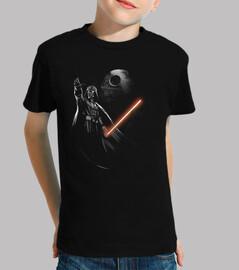 Darth Vader y Estrella de la Muerte