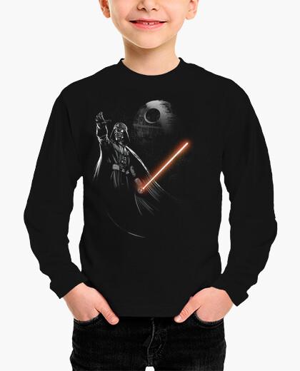 Ropa infantil Darth Vader y Estrella de la Muerte