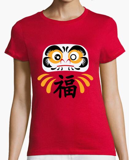 Tee-shirt Daruma Doll