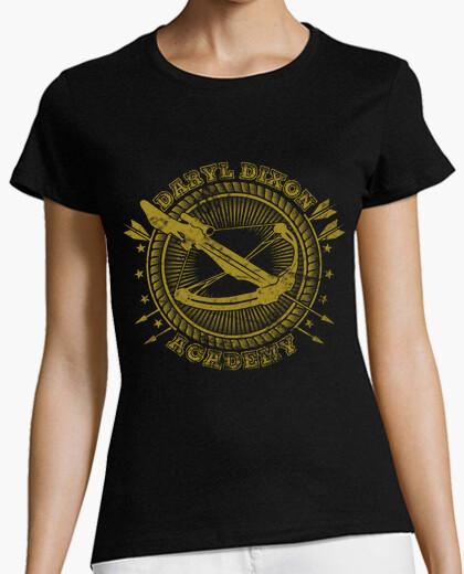 Tee-shirt daryl dixon académie