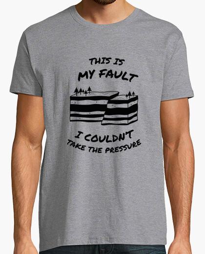 T-Shirt das ist meine schuld