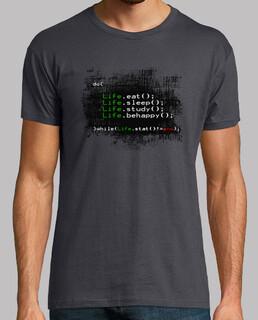 das leben in einem code
