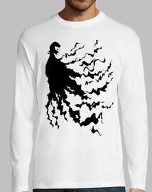das phantom der oper - camiseta manga lang