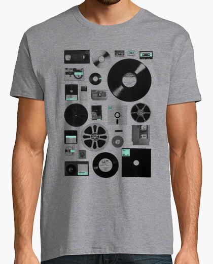 T-shirt dati uni