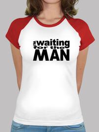 D'attente pour l'homme noir
