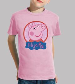 daughter pig