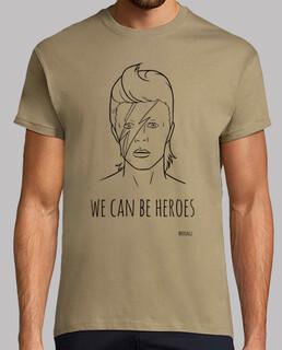 David Bowie - Nous pouvons être des héros