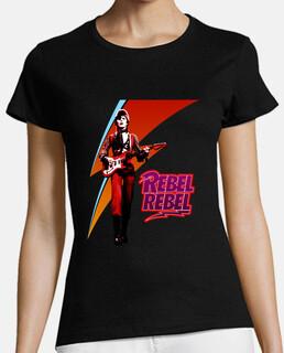 david bowie. rebel rebel