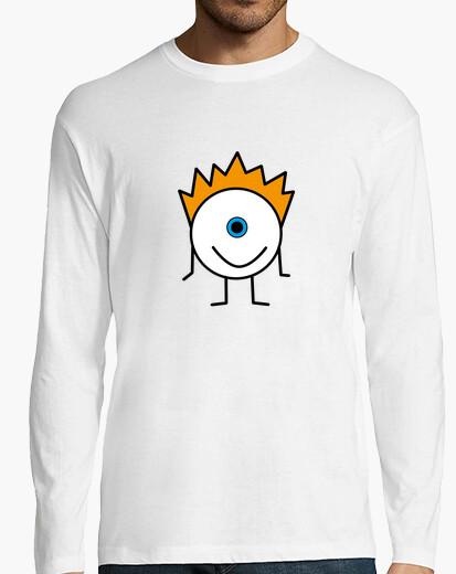 Camiseta Davidete - Manga larga chico