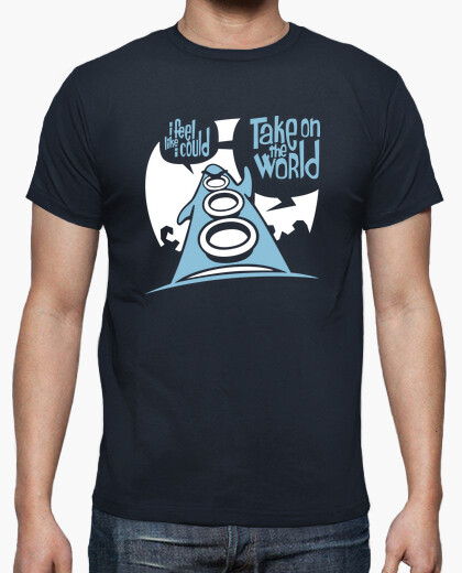 Day of the Tentacle: Tentacle 4 t-shirt