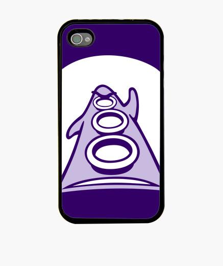 Funda iPhone Day of the Tentacle: Tentáculo púrpura 2