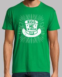 day st patrick - embrasse moi je suis irlandais