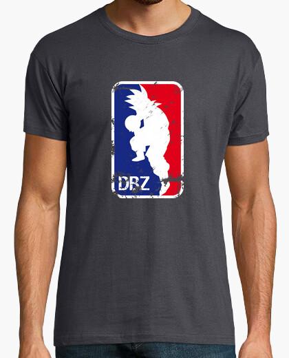 Tee-shirt DBZ vintage