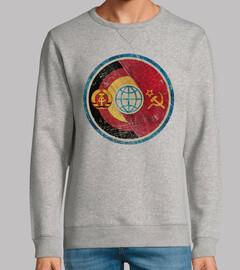 DDR Soviet Union Space Mission Alliance