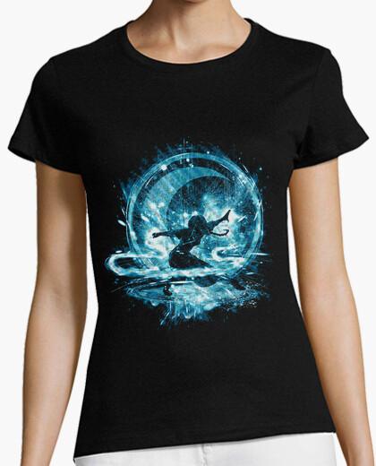 Camiseta de aguas pluviales