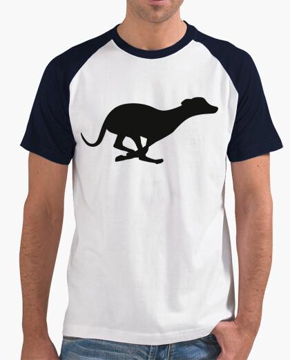Camiseta de galgos